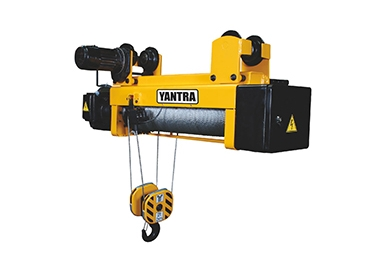 Electric wire rope hoists type MPM